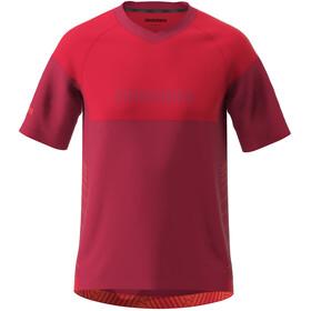 Zimtstern Bulletz SS Shirt Men, jester red/cyber red